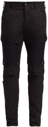 G Star Front Pocket Slim-Fit Cargo Pants
