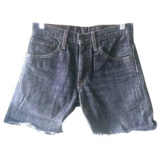 Levi's Vintage Clothing Blue Cotton Jeans