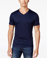 Alfani Men's Soft Touch Stretch T-Shirt, Only at Macy's