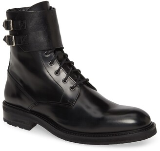AllSaints Beckwith Plain Toe Boot