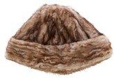Prada Lined Mink Beanie