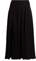 The Row Dia fluted cady skirt