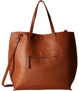 Gabriella Rocha Nadya Oversized Tote with Attached Coin Purse