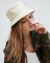 Asos Straw Bucket Hat