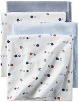 Carter's Baby Boy 4-pk. Receiving Blankets