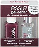 Essie Gel Setter Manicure Kits, Bahama Mama