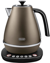 De'Longhi Delonghi KBI2011BZ - Distinta Variable Temp Kettle - Bronze