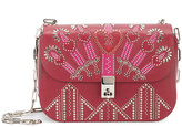 Valentino Garavani Love Blade embellished shoulder bag