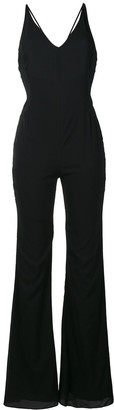 HANEY Gloria fitted jumpsuit