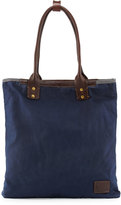 Will Leather Goods Cooper Spur Canvas Tote Bag