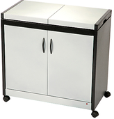 Hostess Trolley, HL6232SV, Silver