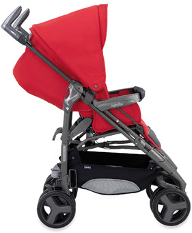 Inglesina Zippy Stroller - Red