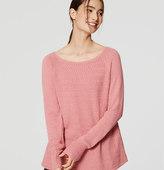LOFT Chevron Sweater