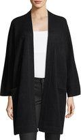 Vince Cashmere Blanket Coat