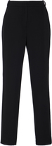Carolina Herrera High Waisted Cropped Pants