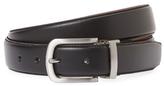 Cole Haan Reversible Feather Edge Panel Belt