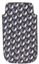Prada Saffiano Leather Phone Case