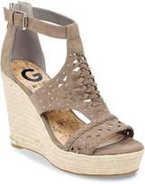 G by Guess Makayla Wedge Sandal - Women's