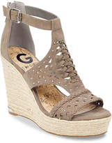 G by Guess Women's Makayla Wedge Sandal