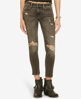 Denim & Supply Ralph Lauren Cropped Skinny Jeans