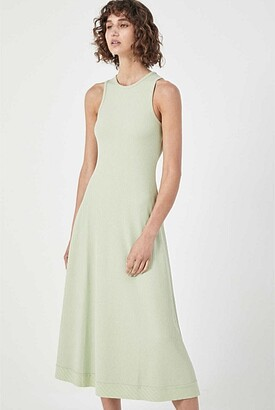 Witchery Jersey Ribbed Dress