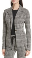 Tracy Reese Women's Plaid Blazer