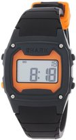 Freestyle Unisex 102277 Classic Digital Black Buckle Watch