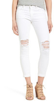 Joe's Jeans Joe&s Jeans &Spotless - Markie& Destroyed Crop Skinny Jeans (Danika)