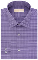 MICHAEL Michael Kors Slim-Fit Glen Plaid Dress Shirt