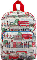 Cath Kidston London Streets Kids Medium Padded Backpack