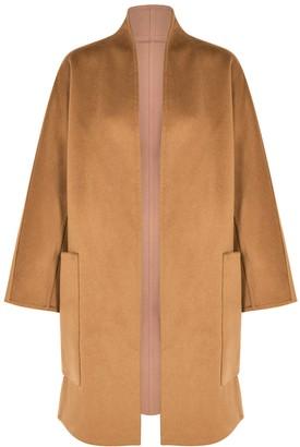 Vince Camel Reversible Wool-blend Jacket