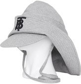 Burberry Monogram Motif Rain Hat
