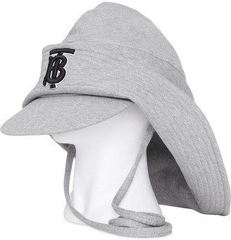 Burberry Monogram Motif Rain Hat