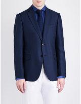 Armani Collezioni Modern-fit Woven Jacket