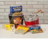 Whirley Pop 6 qt. Glossy Red Aluminum Popcorn Popper Set (4-Piece)