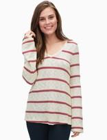 Splendid Tucson Stripe Easy Pullover