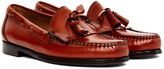 G.H. Bass & Co. Weejuns Tassle Loafers Tan