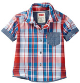 Levi's Levi&s Willow One Pocket Shirt (Baby Boys)