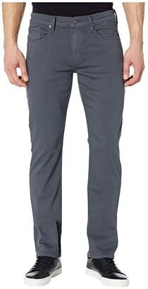 Paige Federal Slim Straight Leg in Pewter Stone (Pewter Stone) Men's Jeans