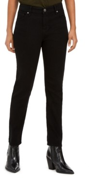 Style&Co. Style & Co Modern Straight Mid Rise Jeans, Created for Macy's
