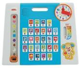 Fisher-Price Laugh & LearnTM Puppy's A to Z Smart Panel - English
