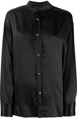 Katharine Hamnett loose fit blouse