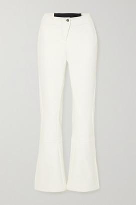 Fusalp Tipi Iii Bootcut Ski Pants - White