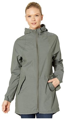 Prana Southbounder Jacket (Rye Green) Women's Jacket