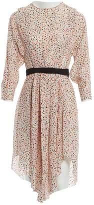 Jonathan Saunders Pink Silk Dresses