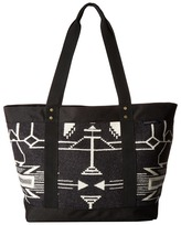 Pendleton Large Zip Tote Tote Handbags