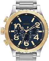 Rocawear Mens Silver Tone Bracelet Watch-Rm7773s1-102