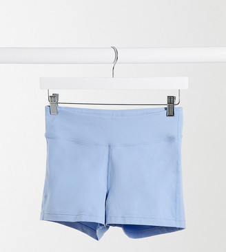 ASOS 4505 Petite icon training booty short in cotton touch