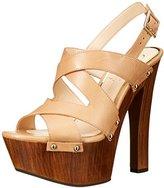 Jessica Simpson Women's Damelo Platform Dress Sandal