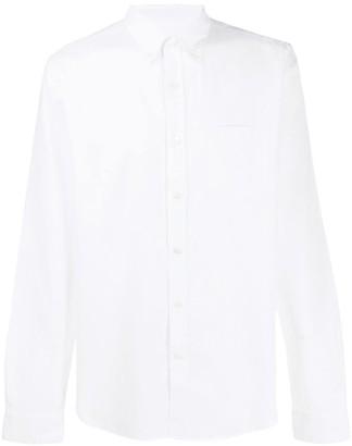Closed chest pocket shirt